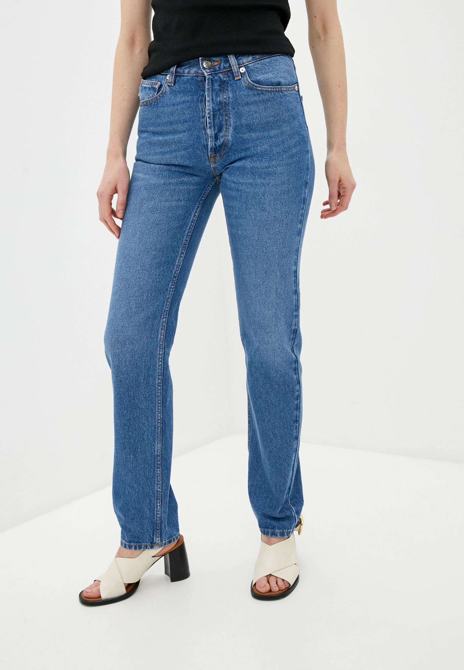 Широкие и расклешенные джинсы Bimba Y Lola 211BR6120