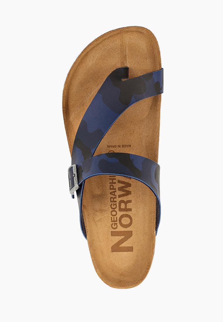 Мужские сандалии Geographical norway GNM20401-23: изображение 4