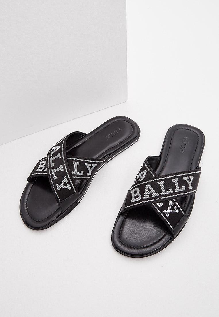 Мужские сланцы Bally BONKS-T: изображение 4