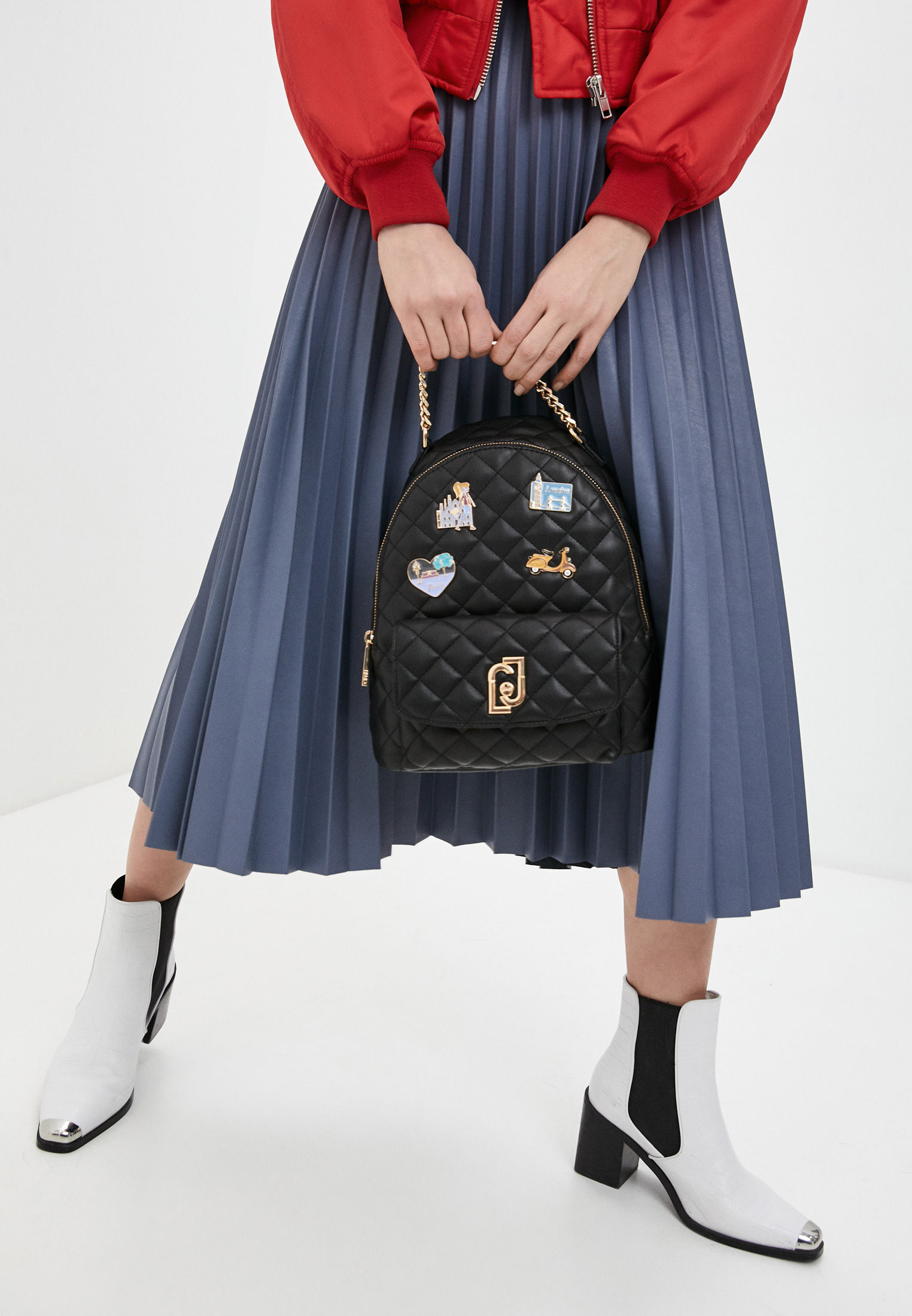 Городской рюкзак Liu Jo (Лиу Джо) AA1342 E0013: изображение 6