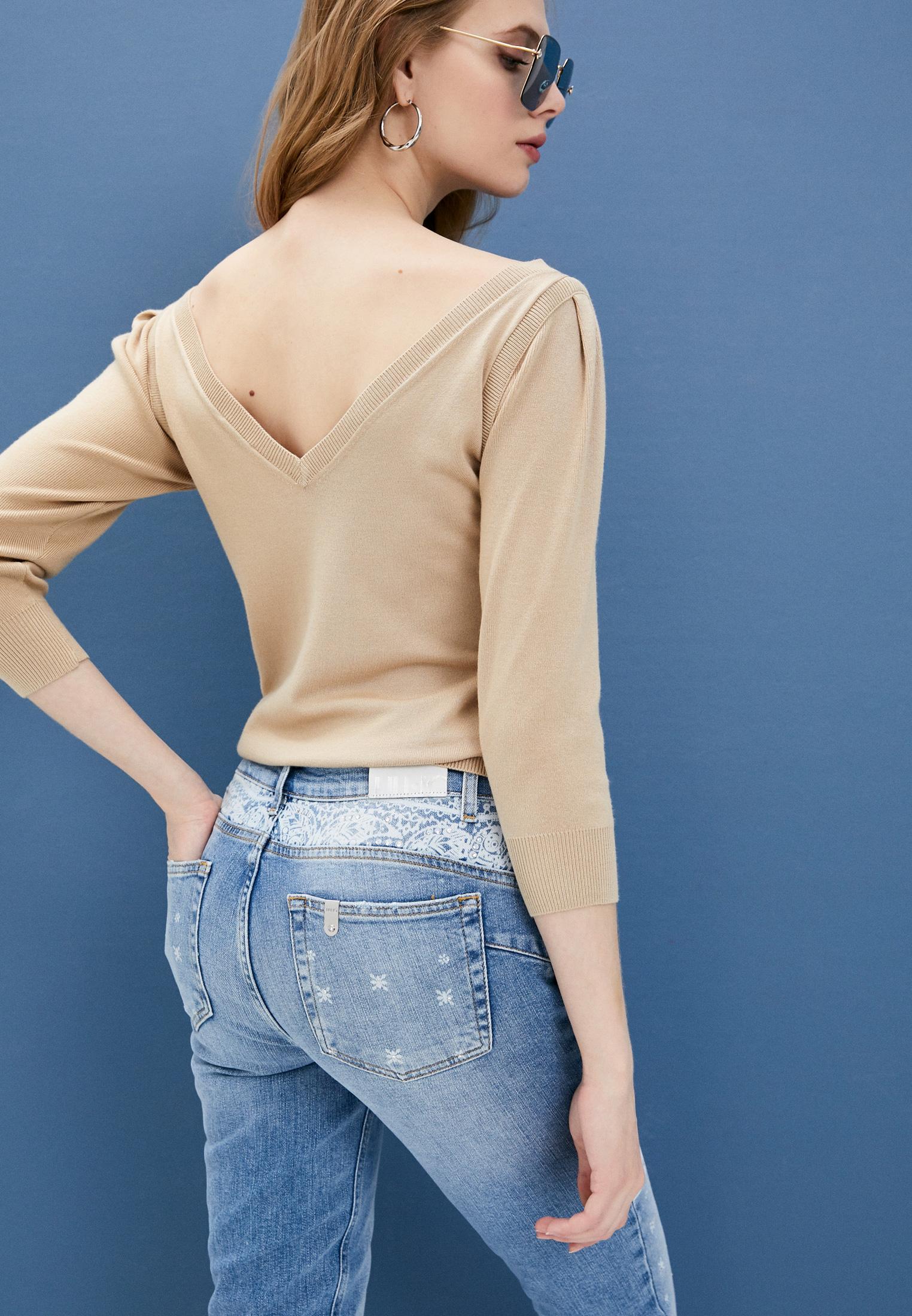 Зауженные джинсы Liu Jo (Лиу Джо) UA1034 D4588: изображение 2