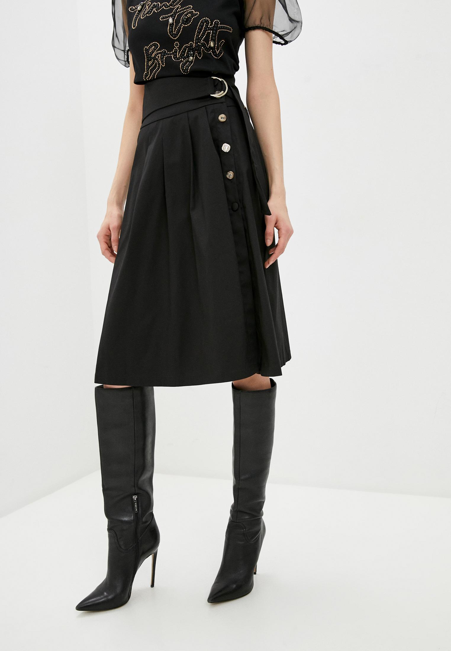 Прямая юбка Liu Jo (Лиу Джо) WA1105 T2398