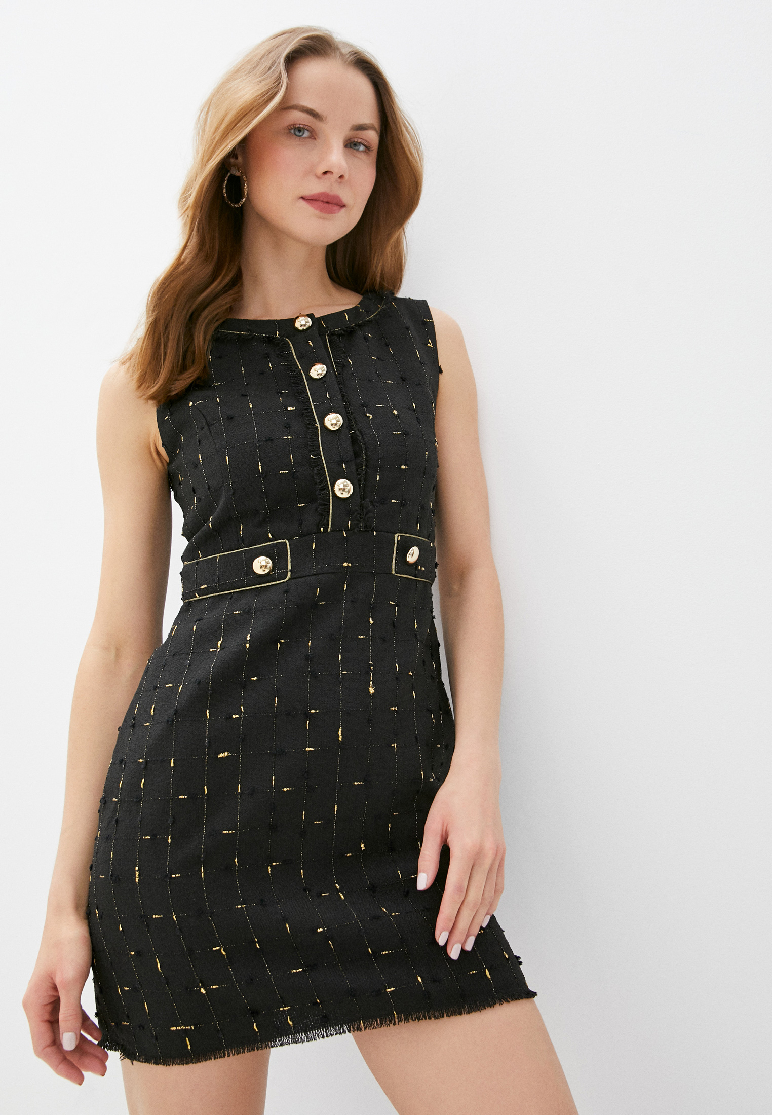 Повседневное платье Liu Jo (Лиу Джо) WA1411 T4783