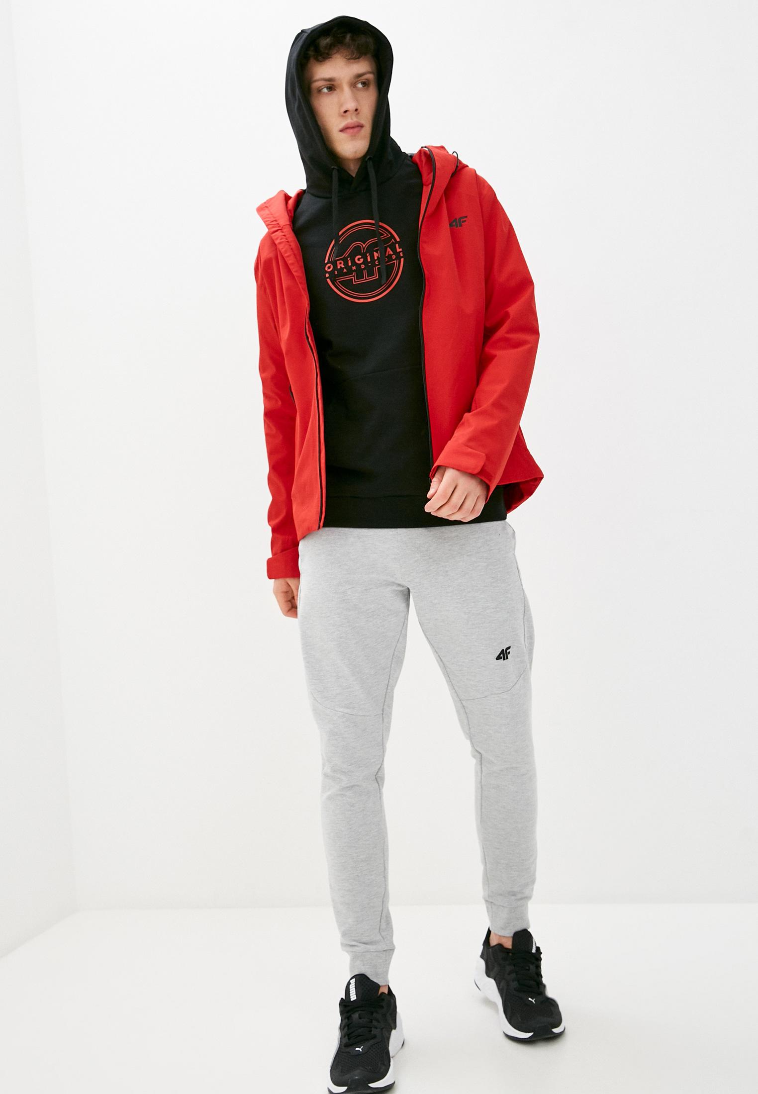 Мужская верхняя одежда 4F (4Ф) H4L21-KUM002: изображение 2