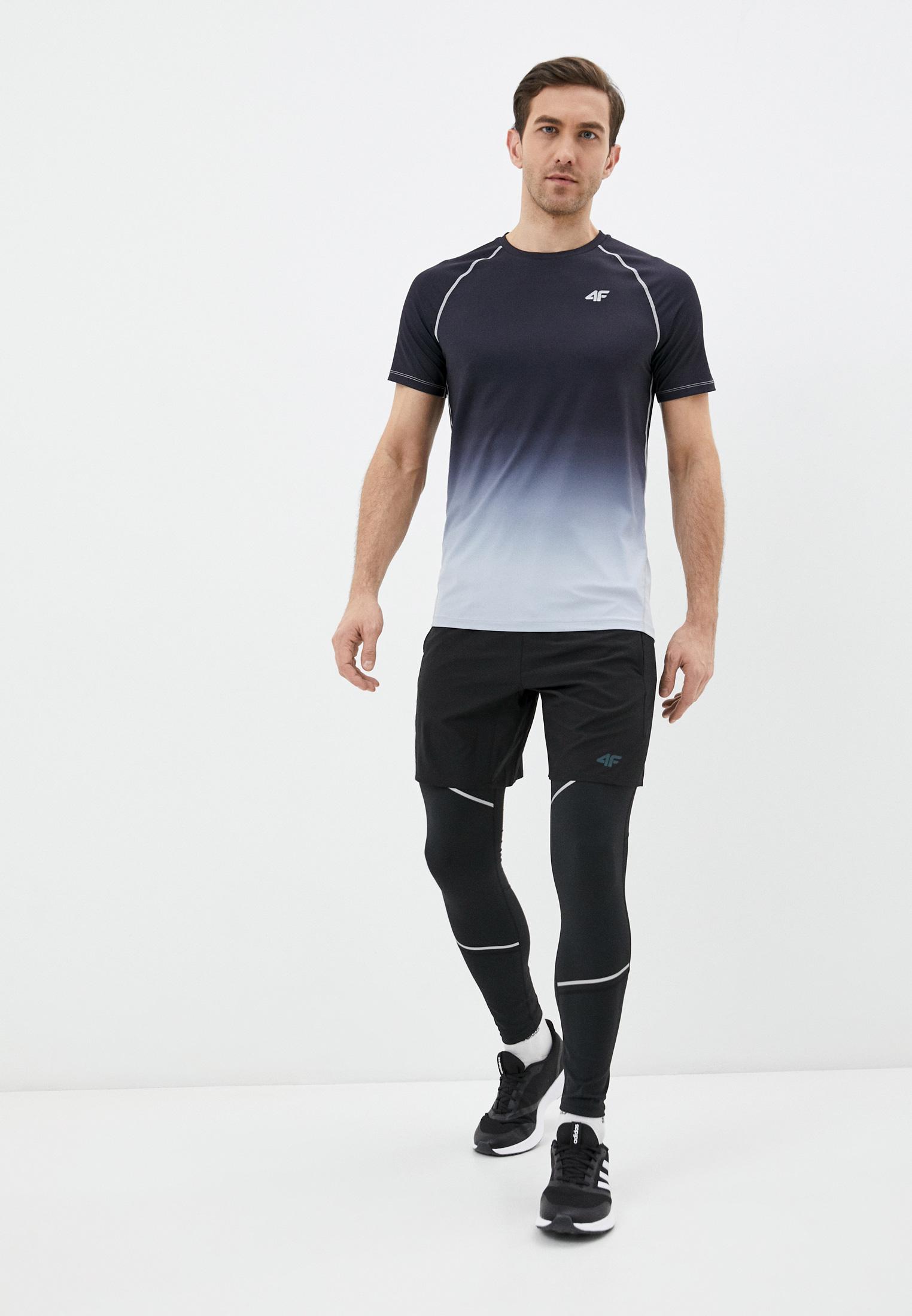 Мужские спортивные шорты 4F (4Ф) H4L21-SKMF012: изображение 2