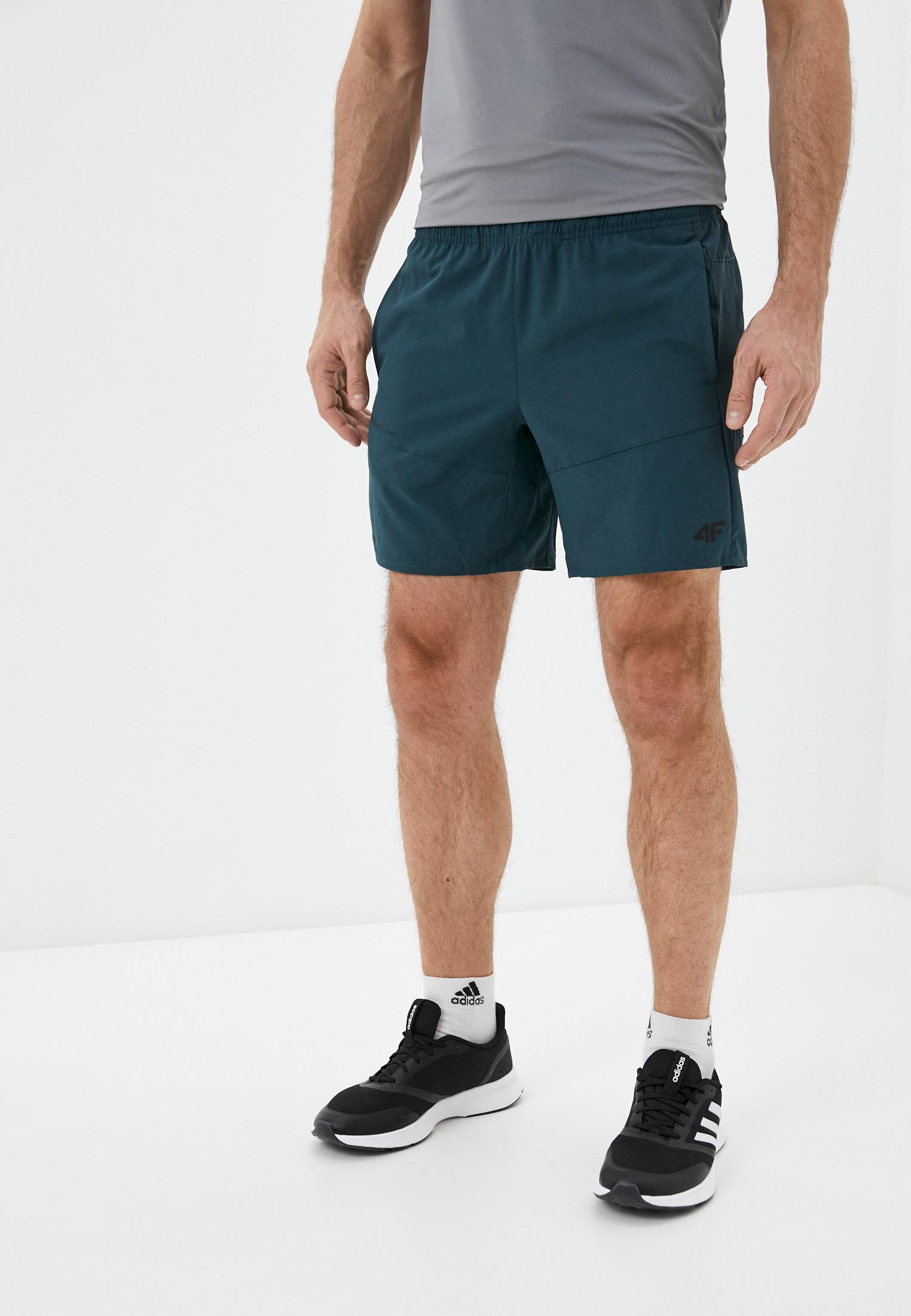 Мужские спортивные шорты 4F (4Ф) H4L21-SKMF013