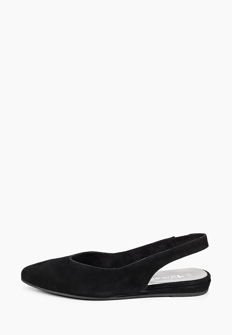 Женские туфли Tamaris (Тамарис) 1-1-29406-26: изображение 7