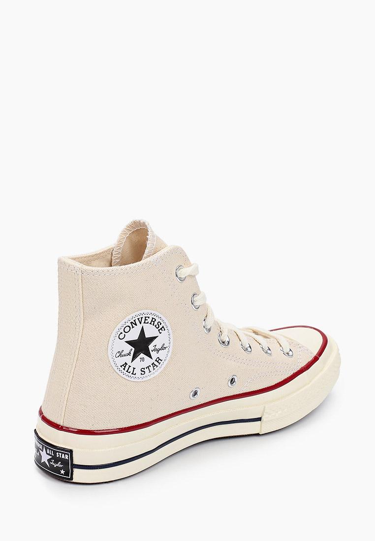 Женские кеды Converse (Конверс) 162053: изображение 3