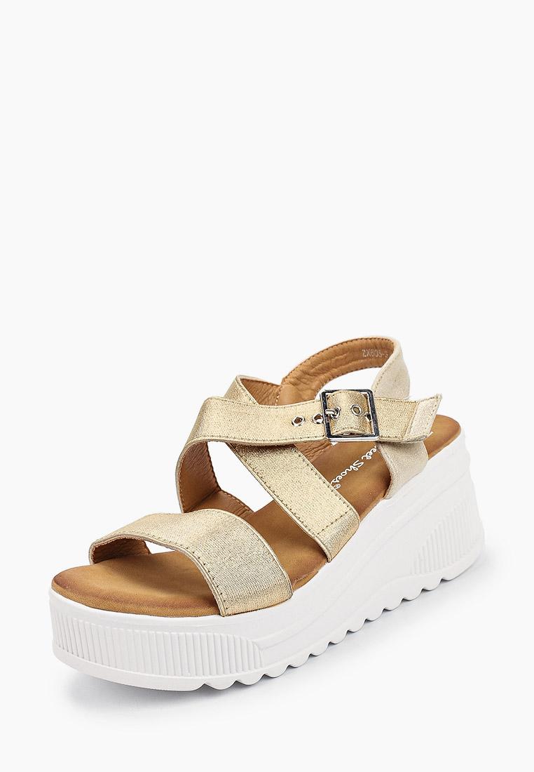 Женские босоножки Sweet Shoes F20-605: изображение 2