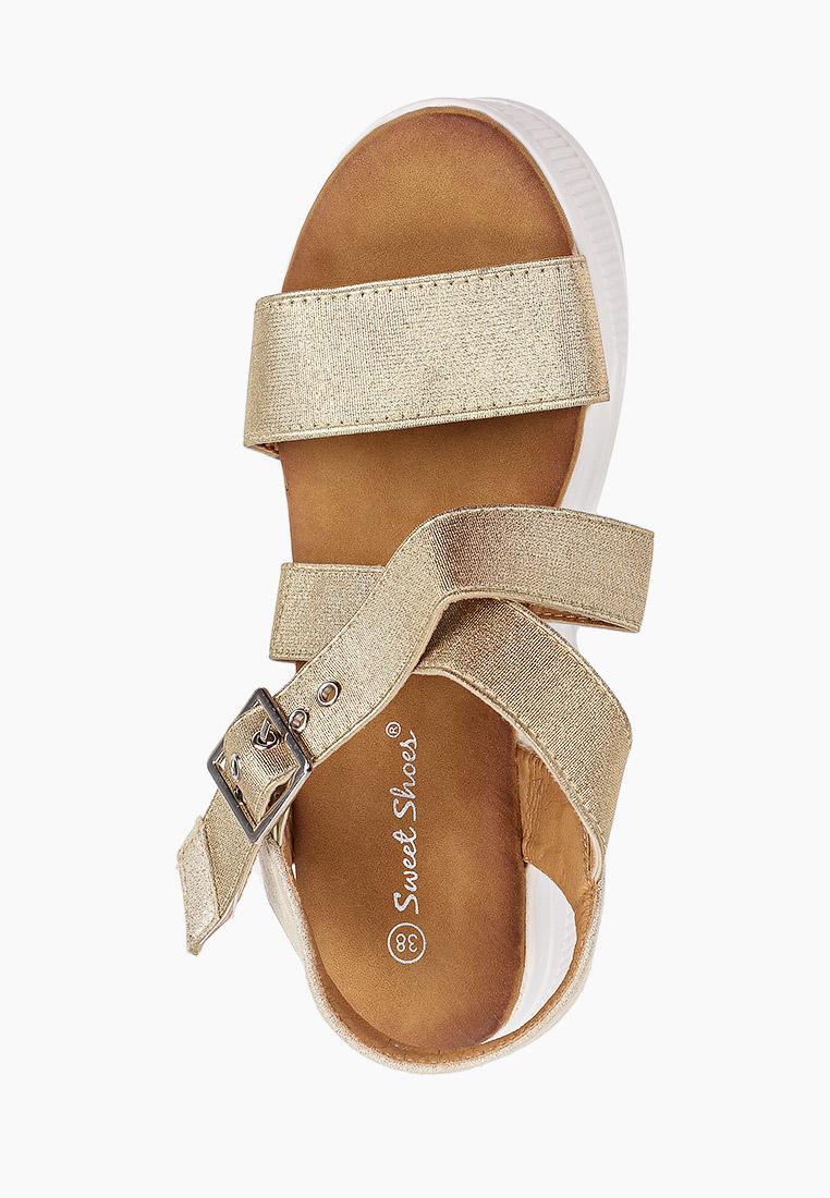 Женские босоножки Sweet Shoes F20-605: изображение 4