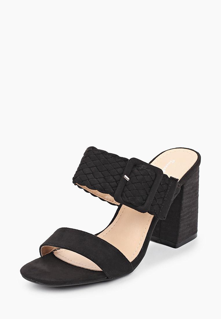 Женские сабо Sweet Shoes F20-9492: изображение 2