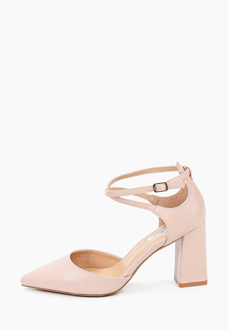 Женские туфли Malien F5-2020-7