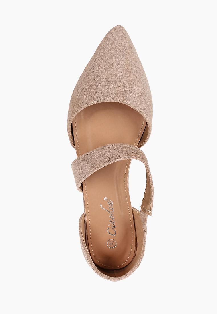 Женские туфли Ciaodea F93-9652-01: изображение 4