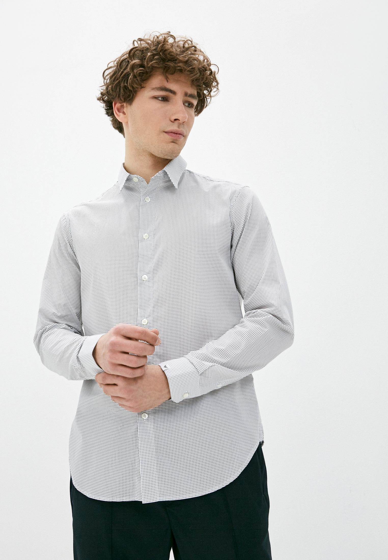 Рубашка с длинным рукавом Emporio Armani (Эмпорио Армани) 3K1CC21N85Z