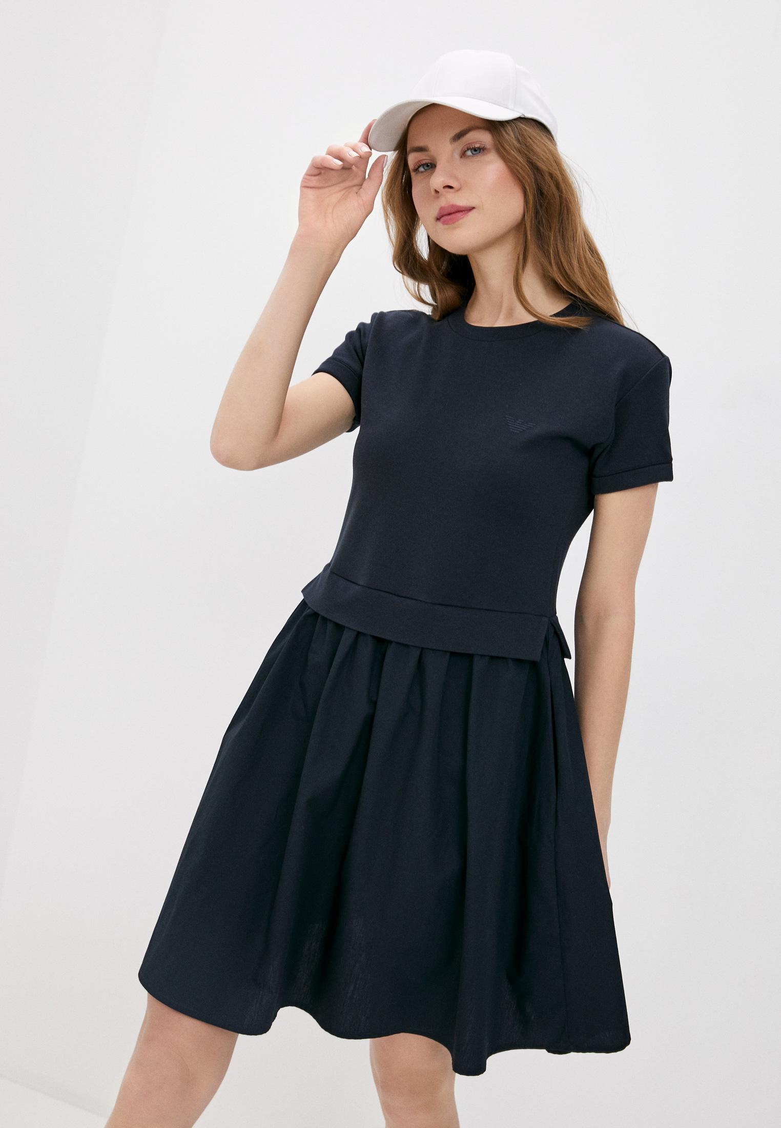 Повседневное платье Emporio Armani (Эмпорио Армани) 3K2A7A 2JQMZ