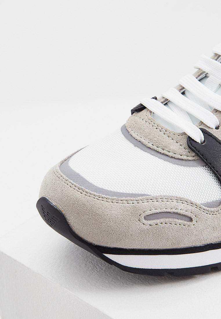 Мужские кроссовки Emporio Armani (Эмпорио Армани) X4X537XM678: изображение 2