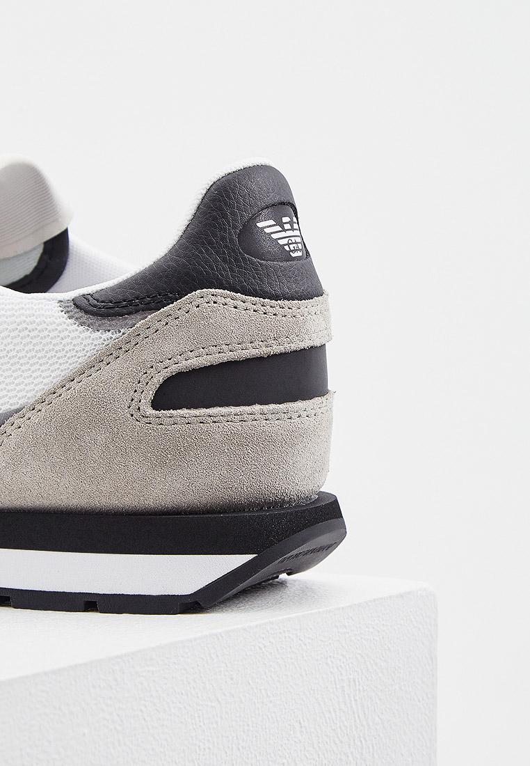 Мужские кроссовки Emporio Armani (Эмпорио Армани) X4X537XM678: изображение 3