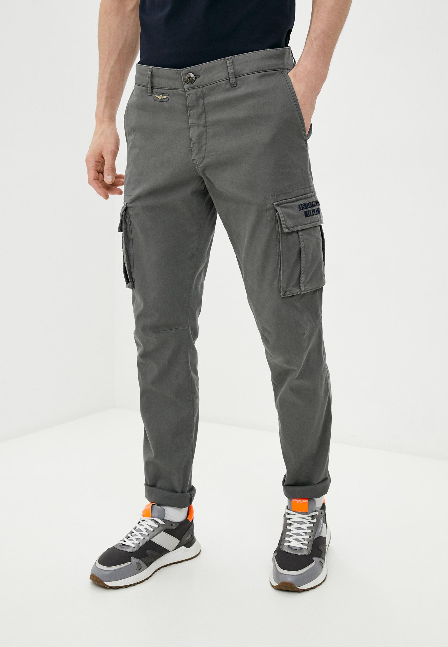 Мужские повседневные брюки Aeronautica Militare Брюки Aeronautica Militare