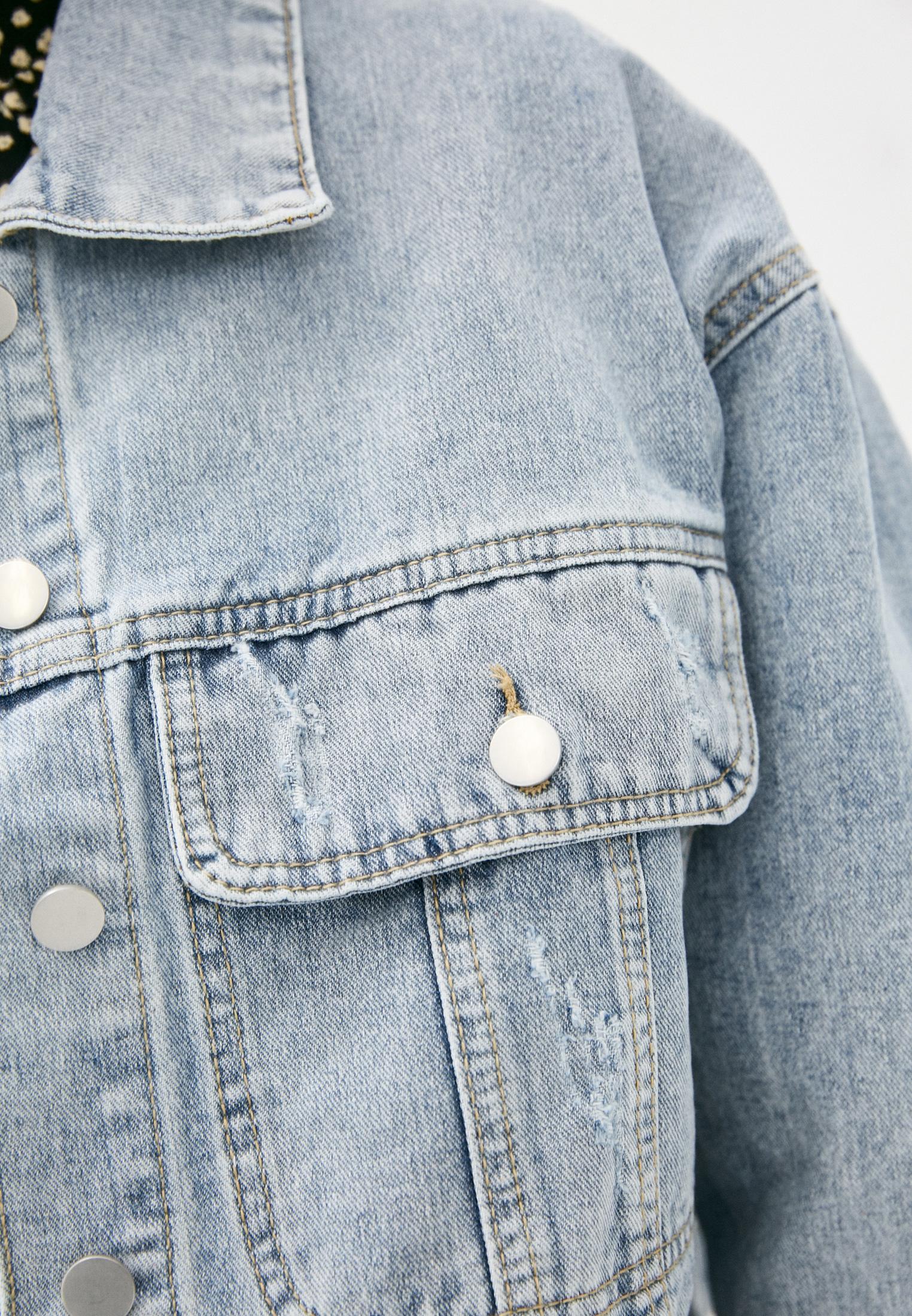 Джинсовая куртка Goldrai 1808: изображение 4