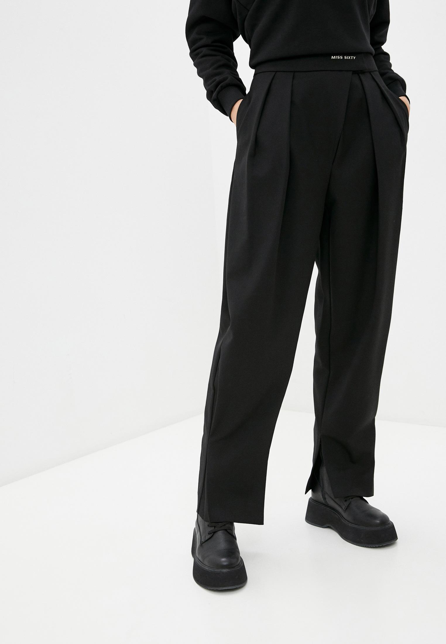 Женские классические брюки Miss Sixty (Мисс Сиксти) Брюки Miss Sixty