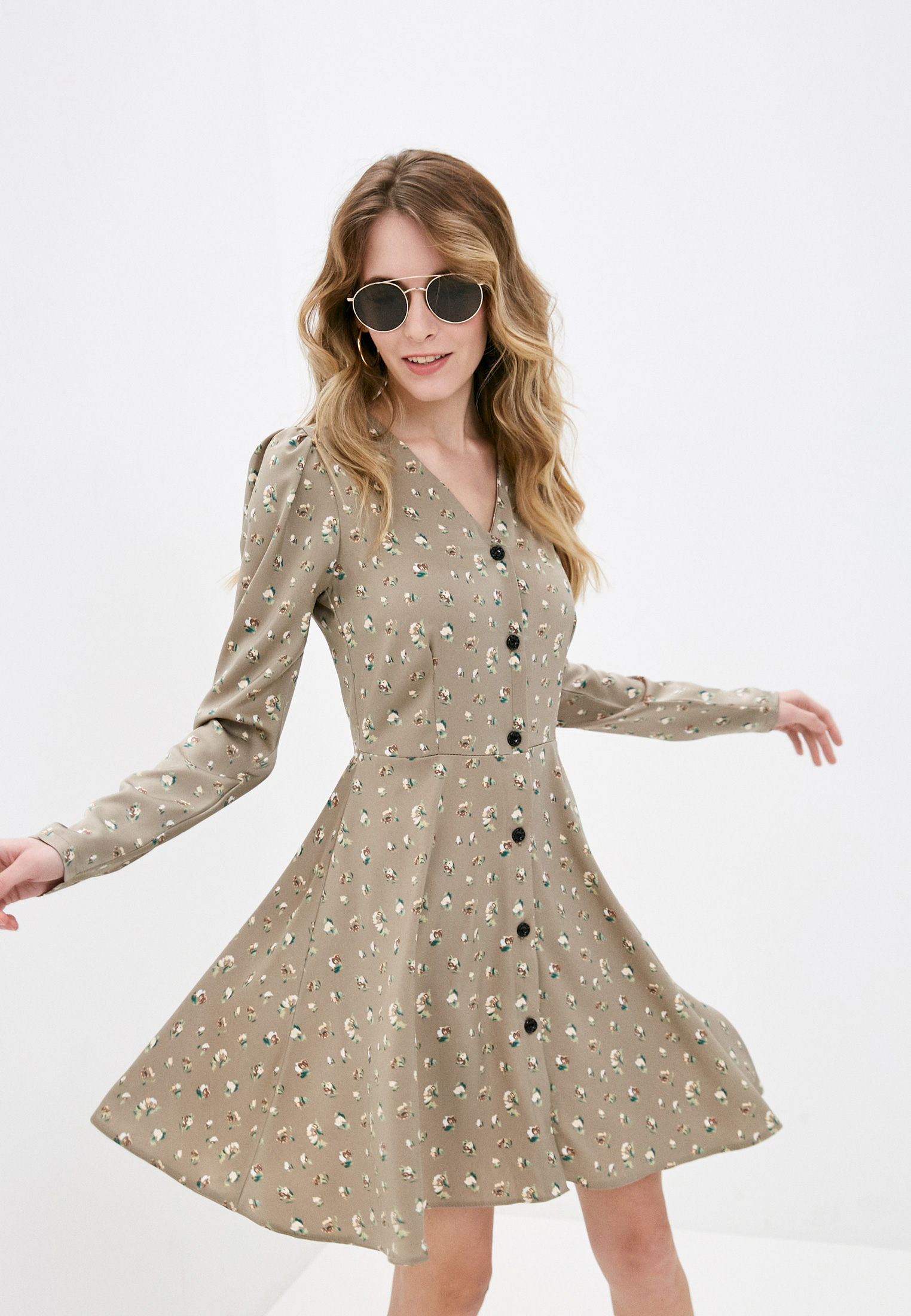 Платье Goldrai 875-01: изображение 1