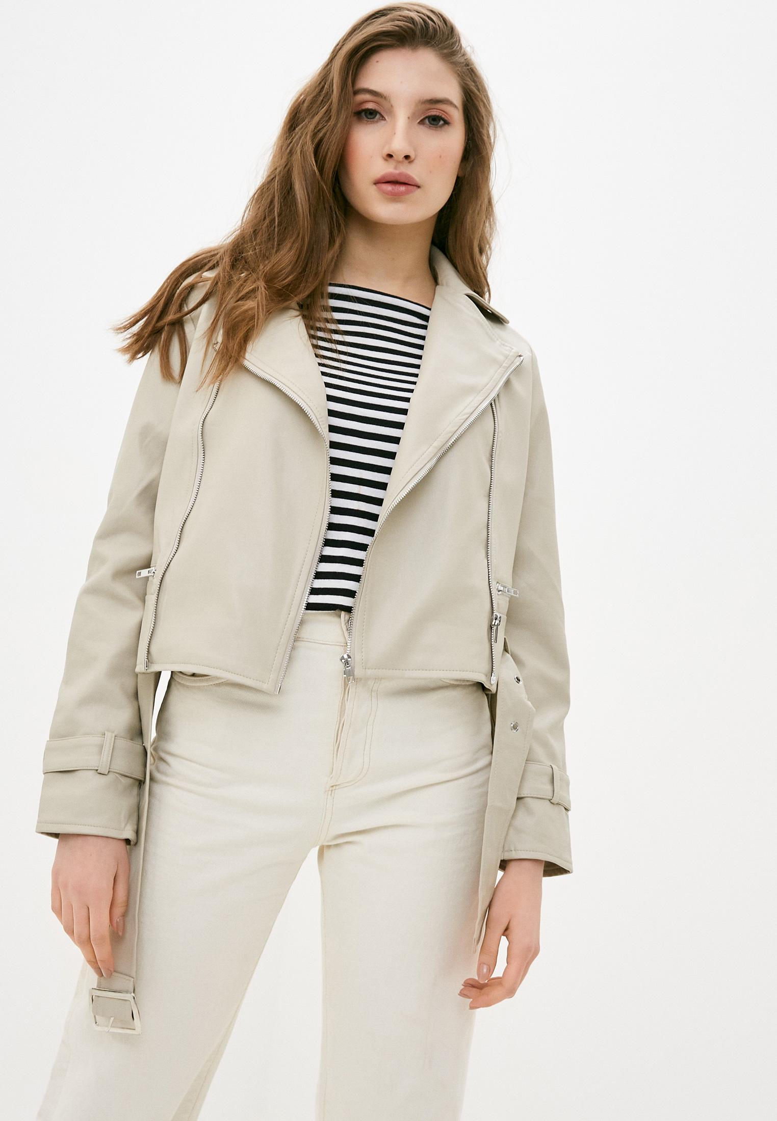 Кожаная куртка Fadas 2148