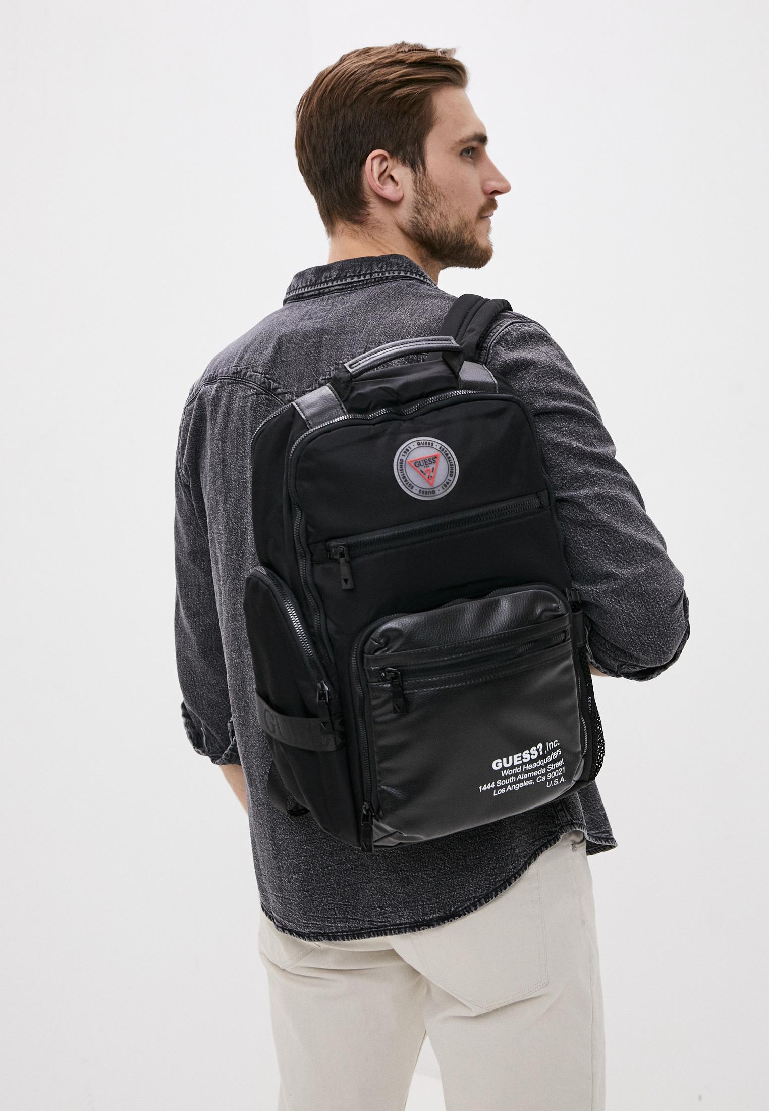 Городской рюкзак Guess (Гесс) HMMSM1 P1109