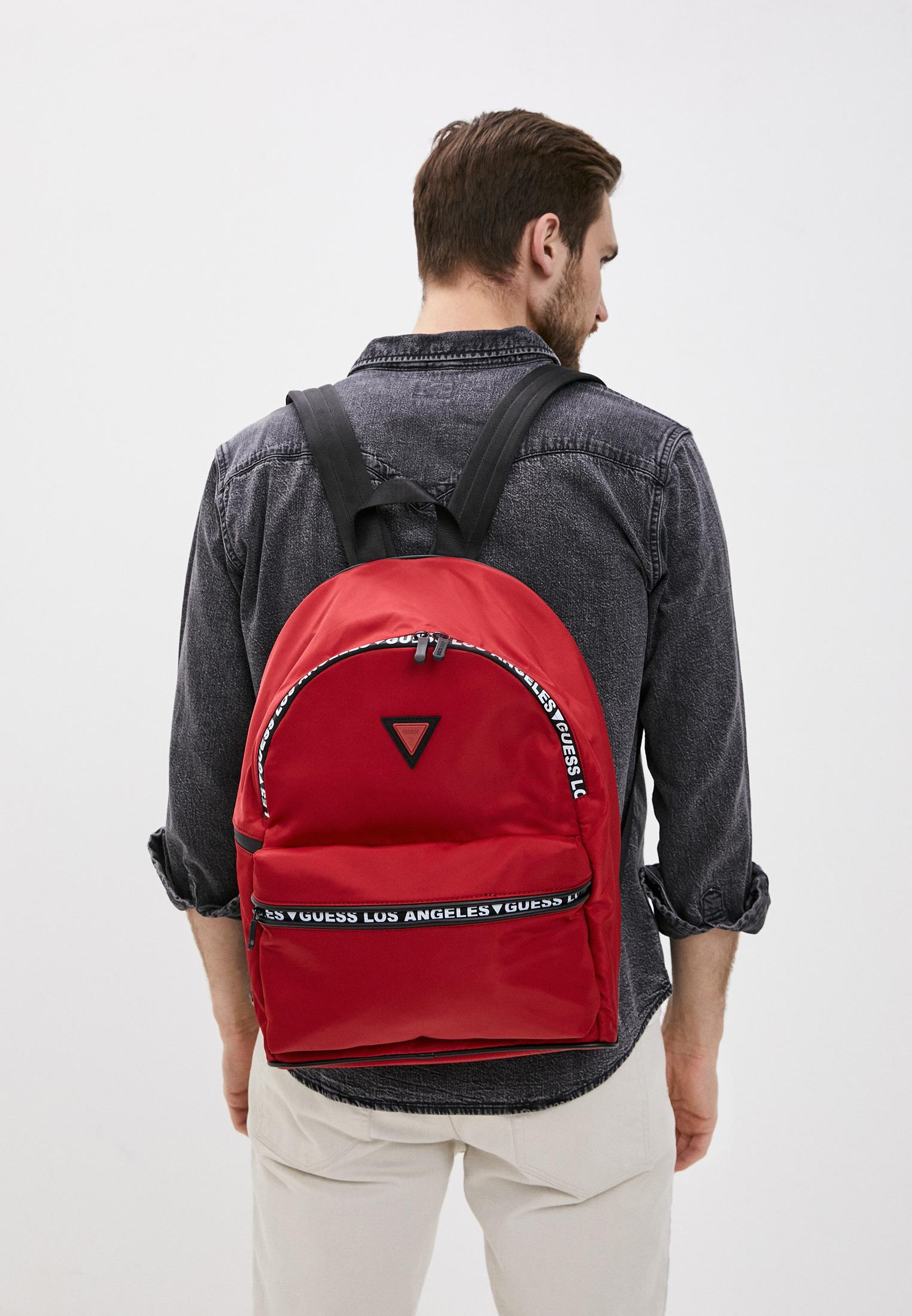 Городской рюкзак Guess (Гесс) HMQUSP P1205