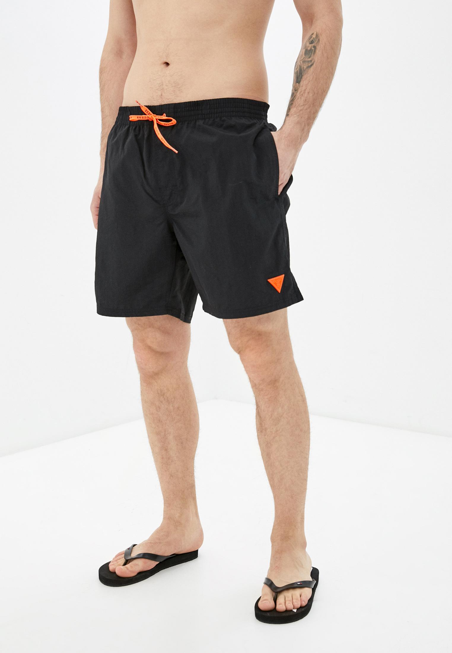 Мужские шорты для плавания Guess (Гесс) F02T01 TEL27
