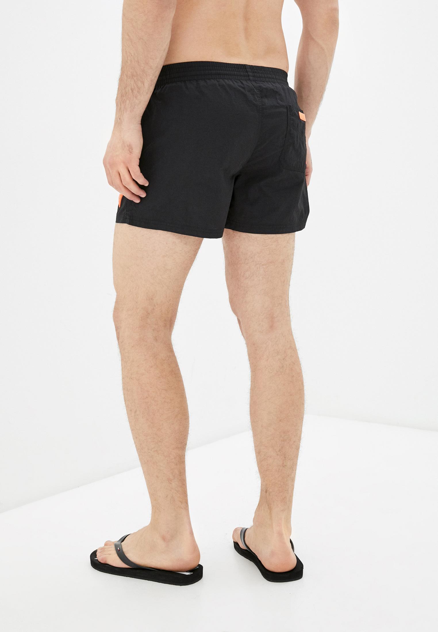 Мужские шорты для плавания Guess (Гесс) F02T00 TEL27: изображение 5
