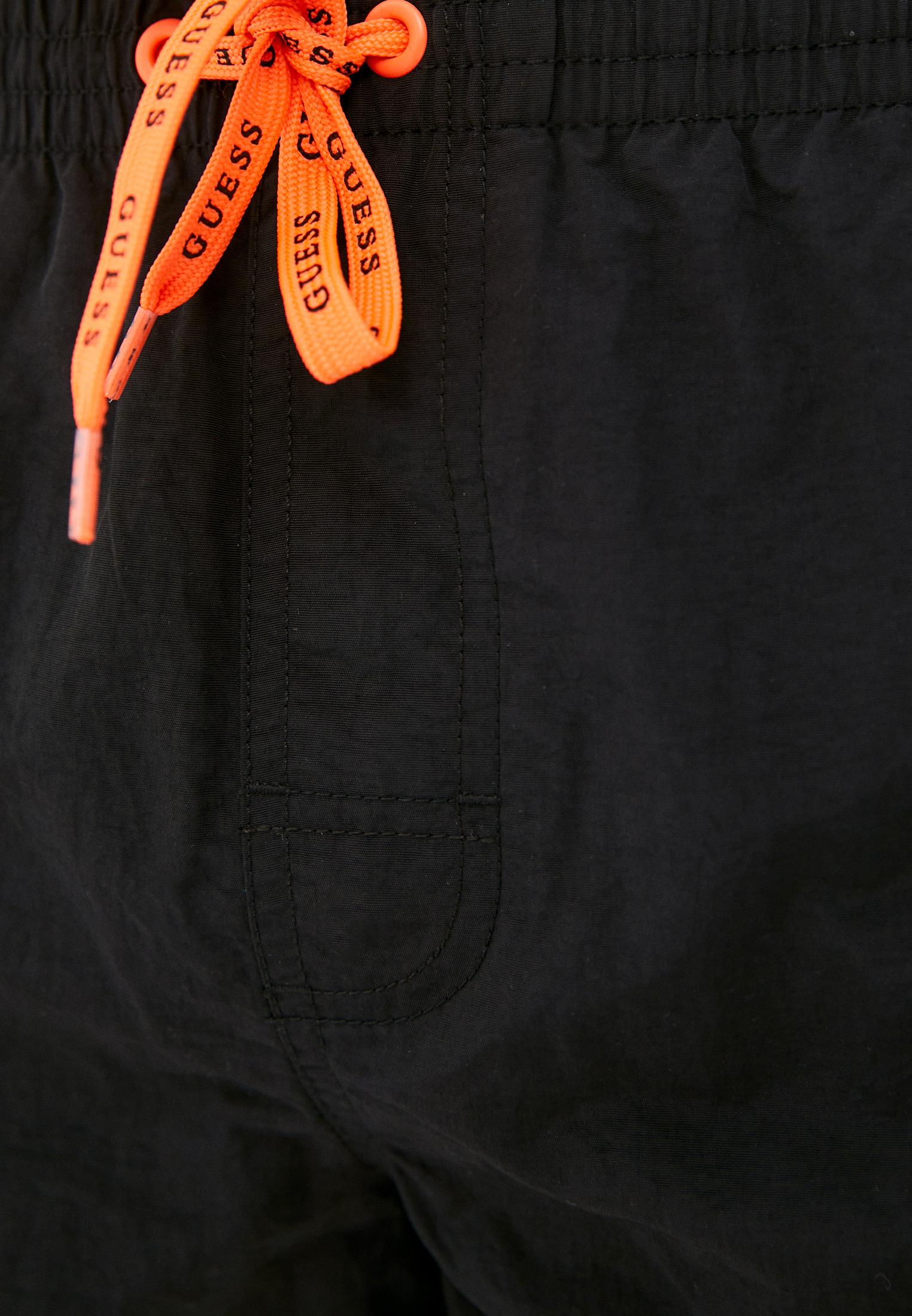 Мужские шорты для плавания Guess (Гесс) F02T00 TEL27: изображение 6