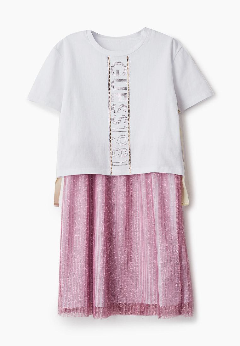 Нарядное платье Guess (Гесс) J1RK22 K6YW0
