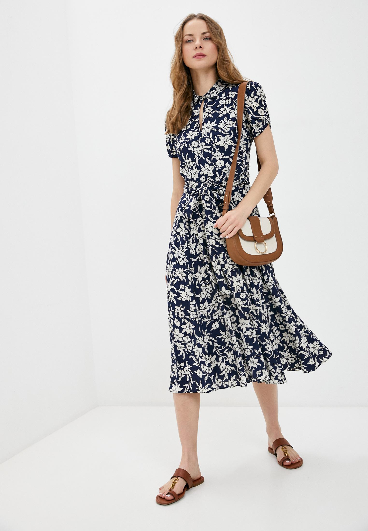 Повседневное платье Polo Ralph Lauren (Поло Ральф Лорен) 211827787001