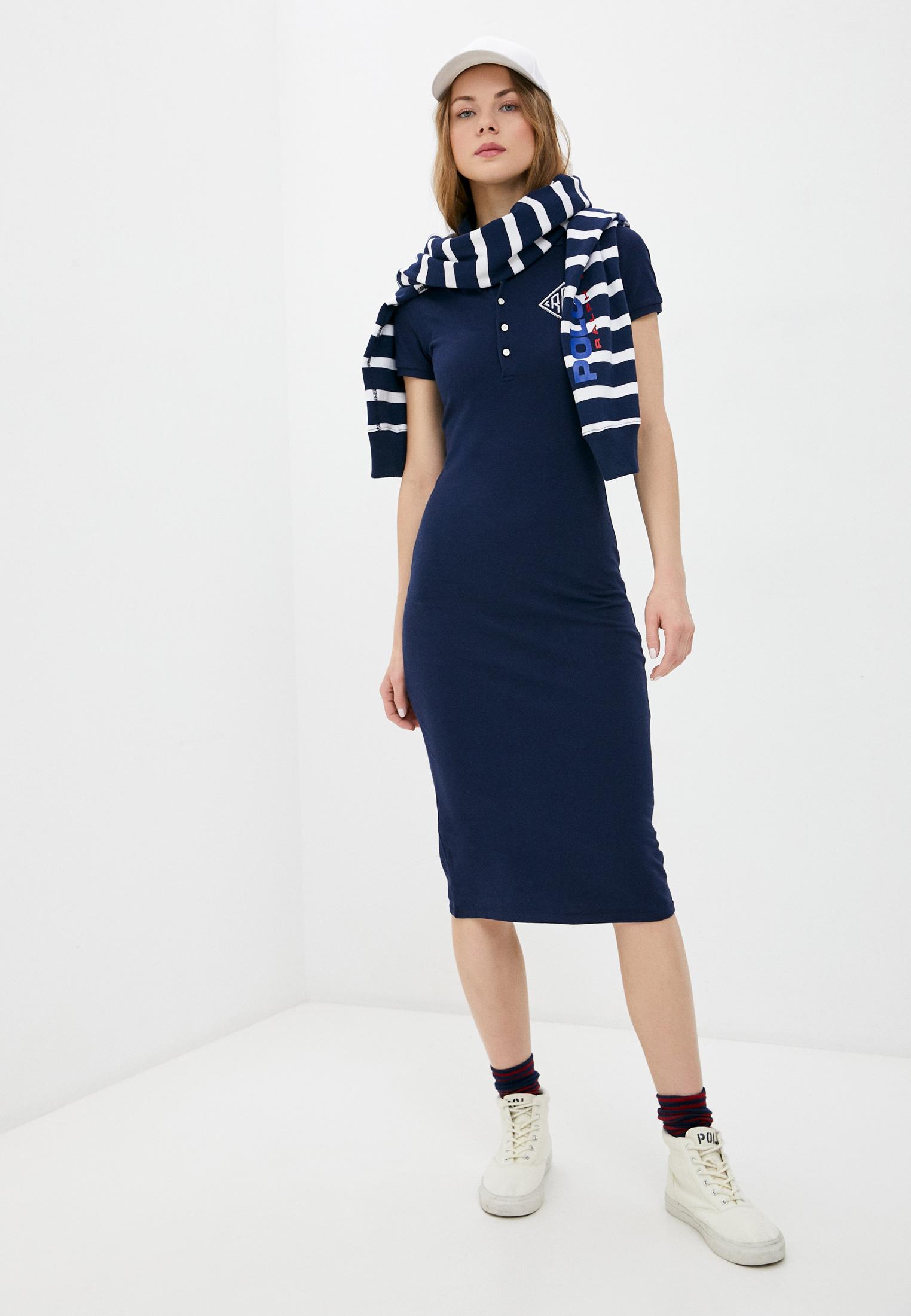 Платье Polo Ralph Lauren (Поло Ральф Лорен) 211827932001