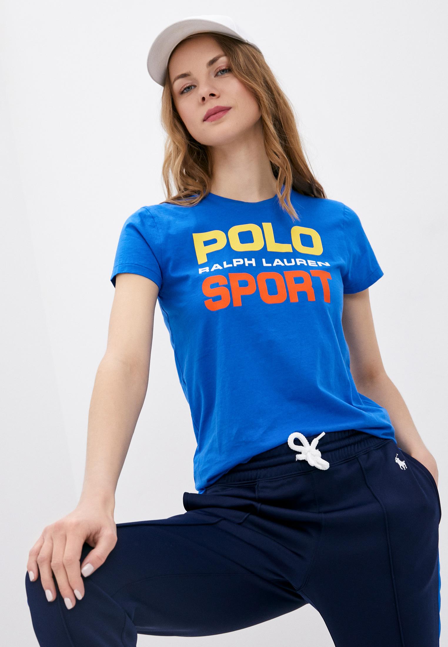 Футболка с коротким рукавом Polo Ralph Lauren (Поло Ральф Лорен) 211838079001