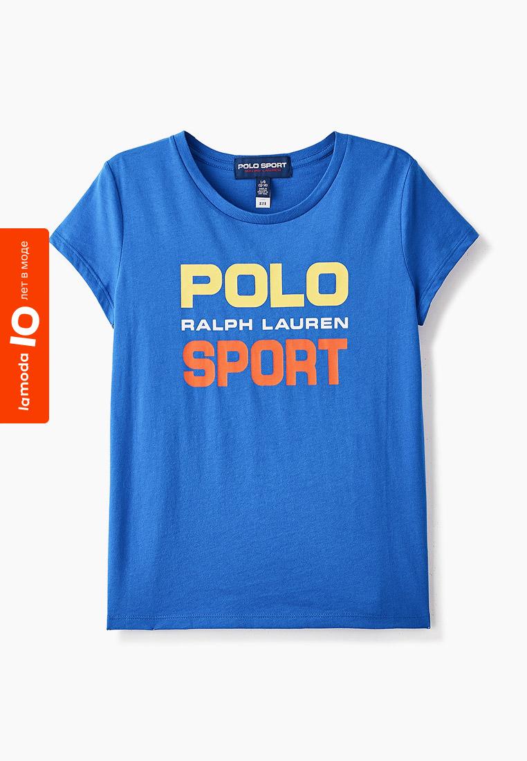 Футболка с коротким рукавом Polo Ralph Lauren (Поло Ральф Лорен) 313837718001
