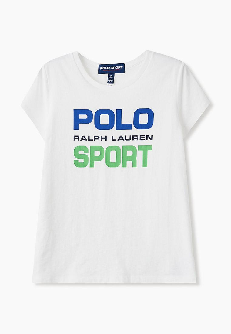 Футболка с коротким рукавом Polo Ralph Lauren (Поло Ральф Лорен) 313837718004