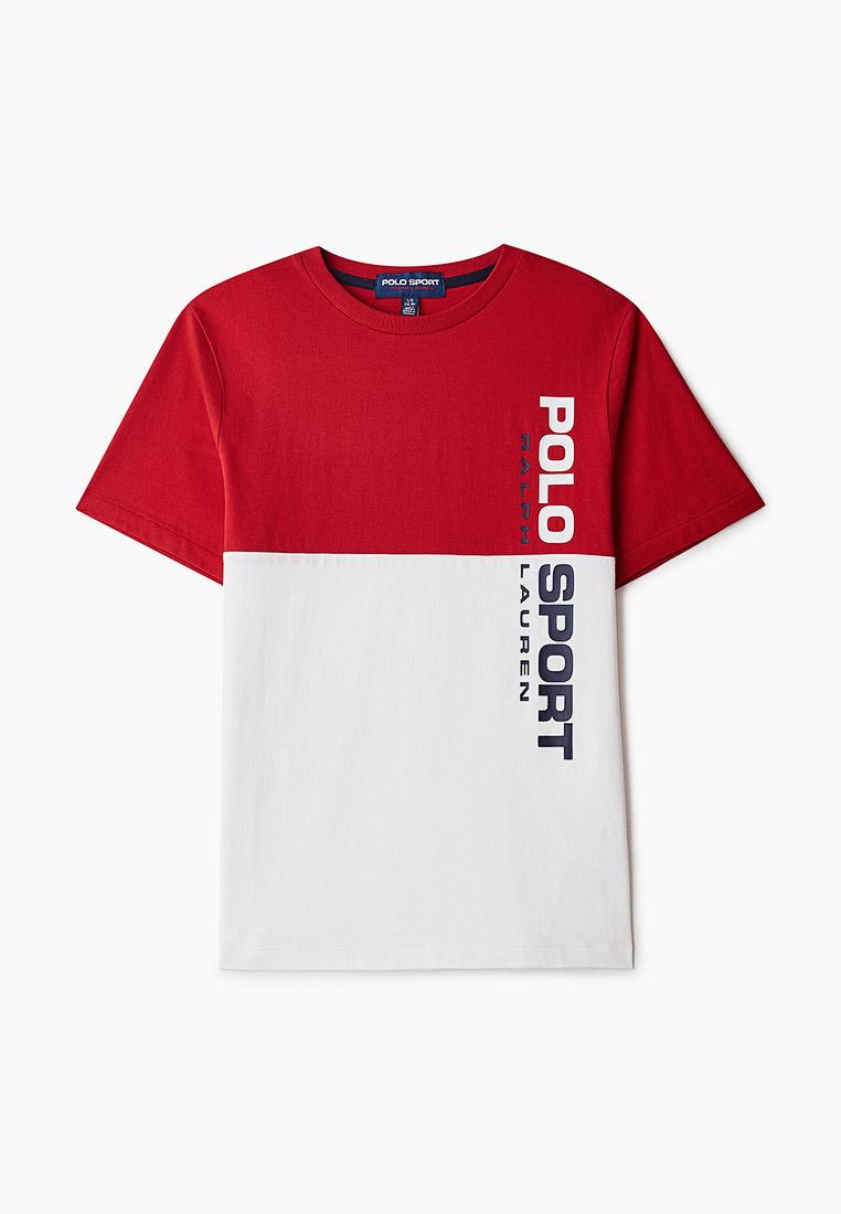 Футболка с коротким рукавом Polo Ralph Lauren (Поло Ральф Лорен) Футболка Polo Ralph Lauren