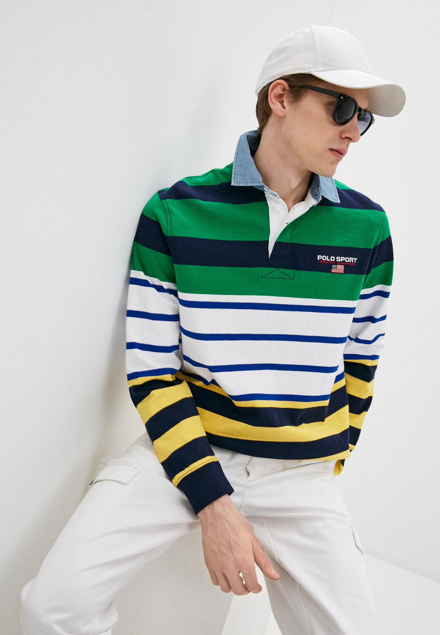 Мужские поло Polo Ralph Lauren (Поло Ральф Лорен) 710835562001