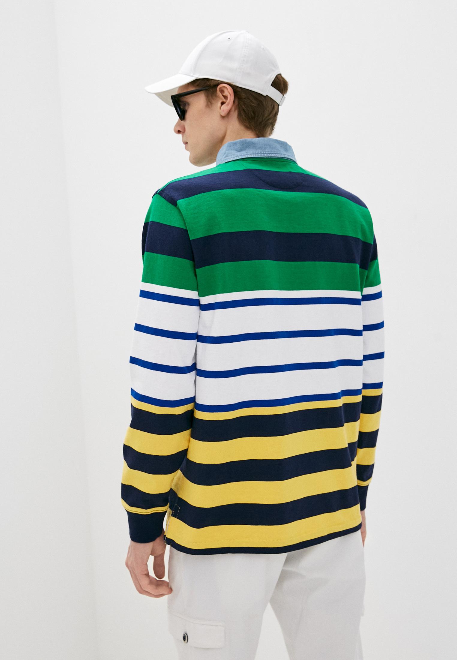 Мужские поло Polo Ralph Lauren (Поло Ральф Лорен) 710835562001: изображение 4