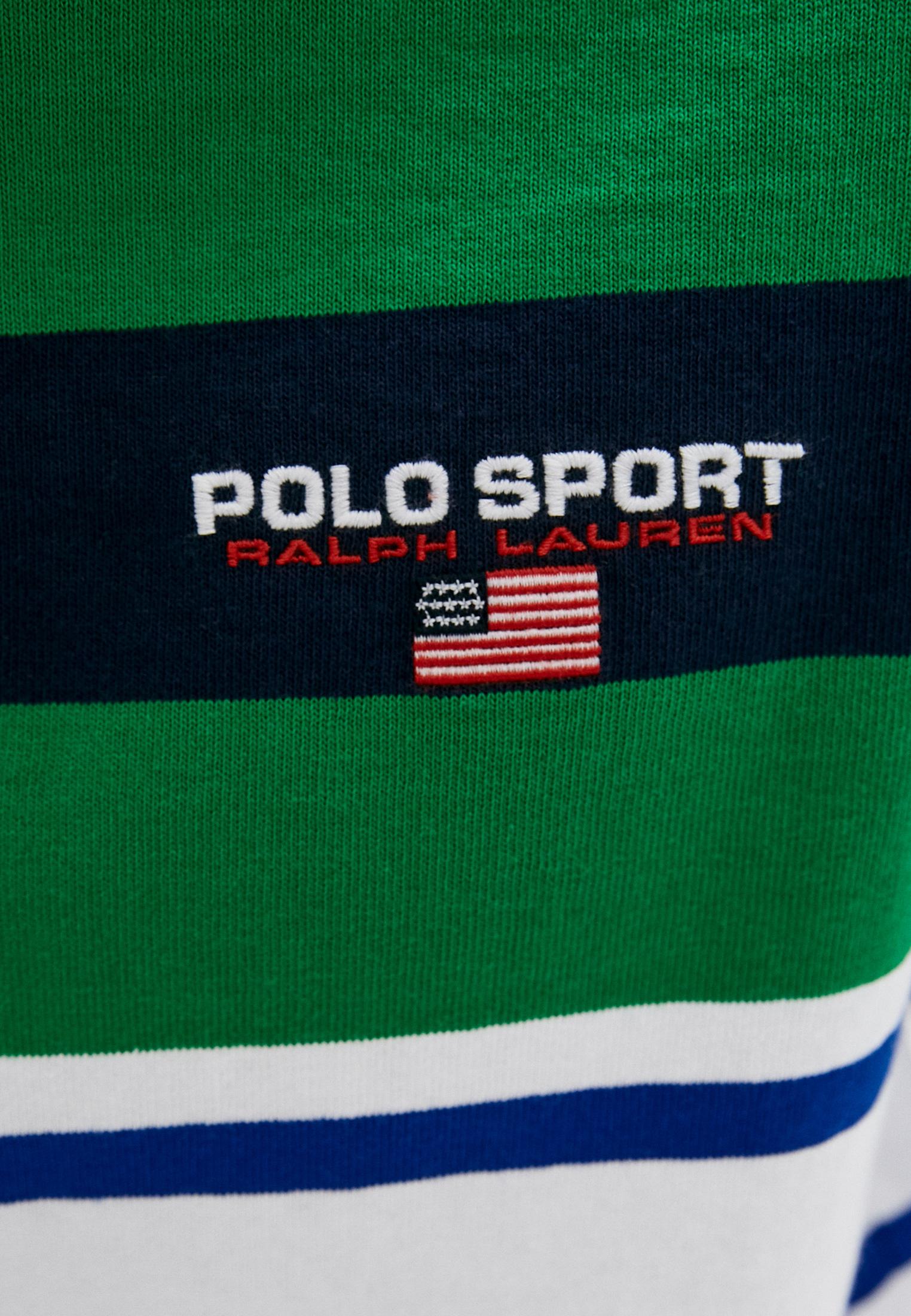 Мужские поло Polo Ralph Lauren (Поло Ральф Лорен) 710835562001: изображение 5