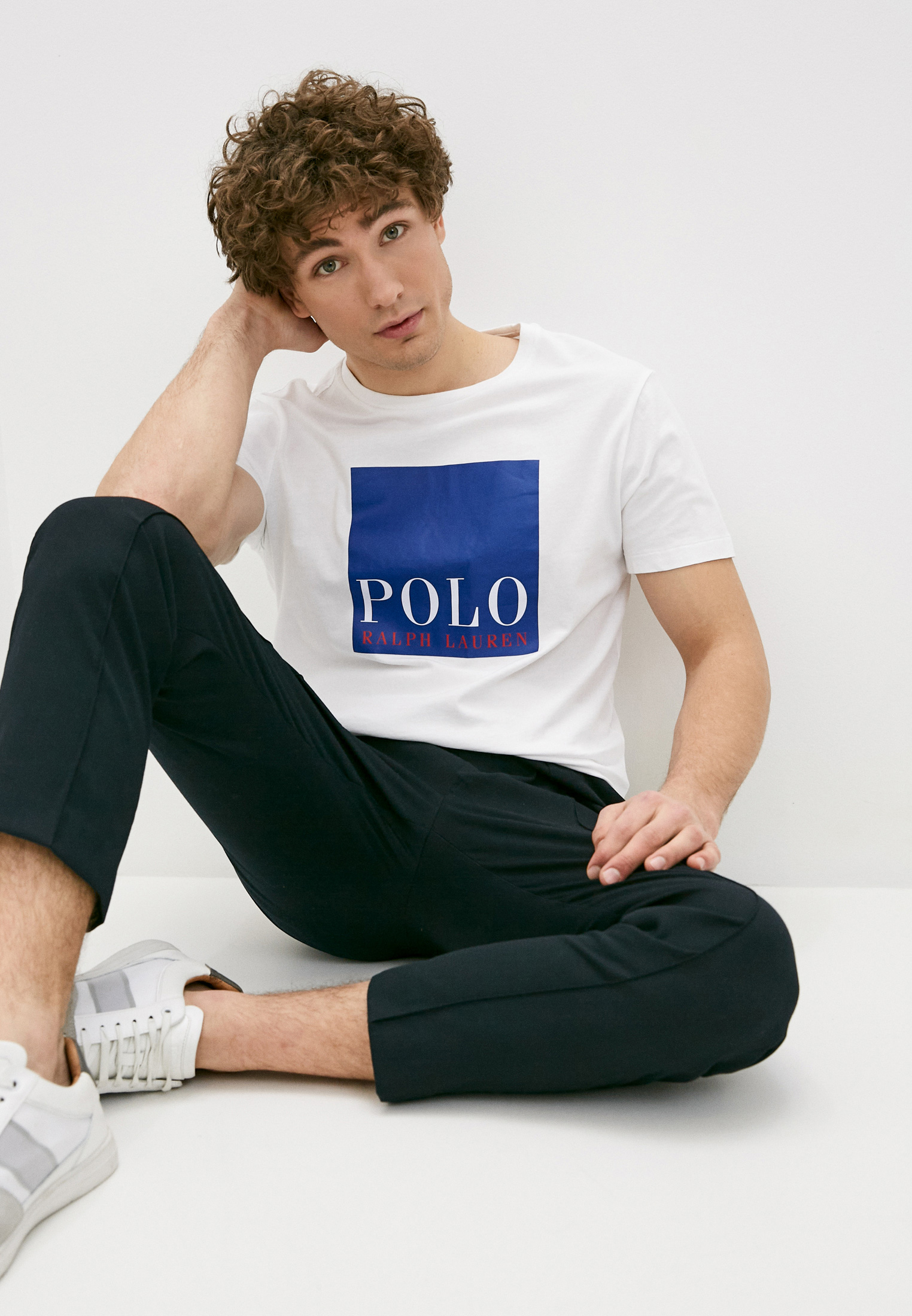 Футболка Polo Ralph Lauren (Поло Ральф Лорен) 710839041002