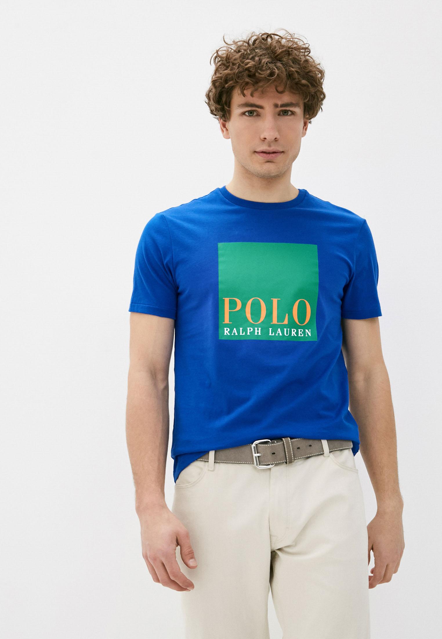 Футболка Polo Ralph Lauren (Поло Ральф Лорен) 710839041006