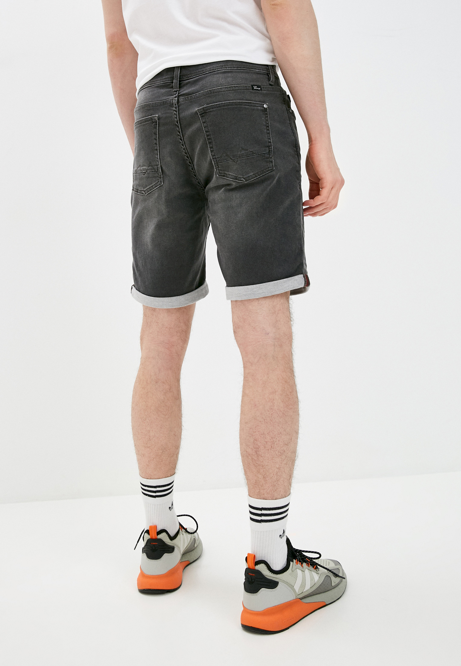 Мужские джинсовые шорты Blend (Бленд) 20711773: изображение 3