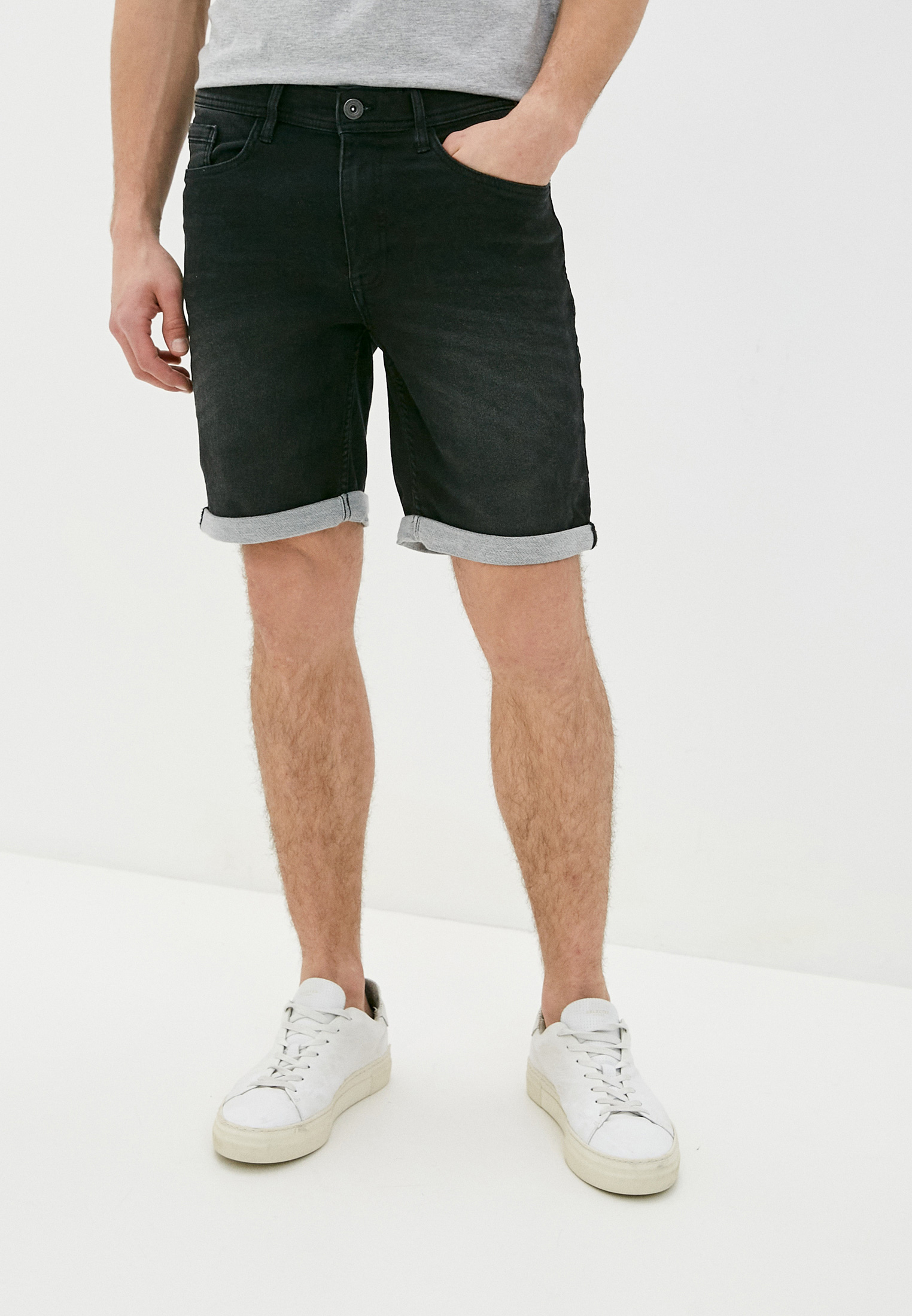 Мужские джинсовые шорты Blend (Бленд) 20711773