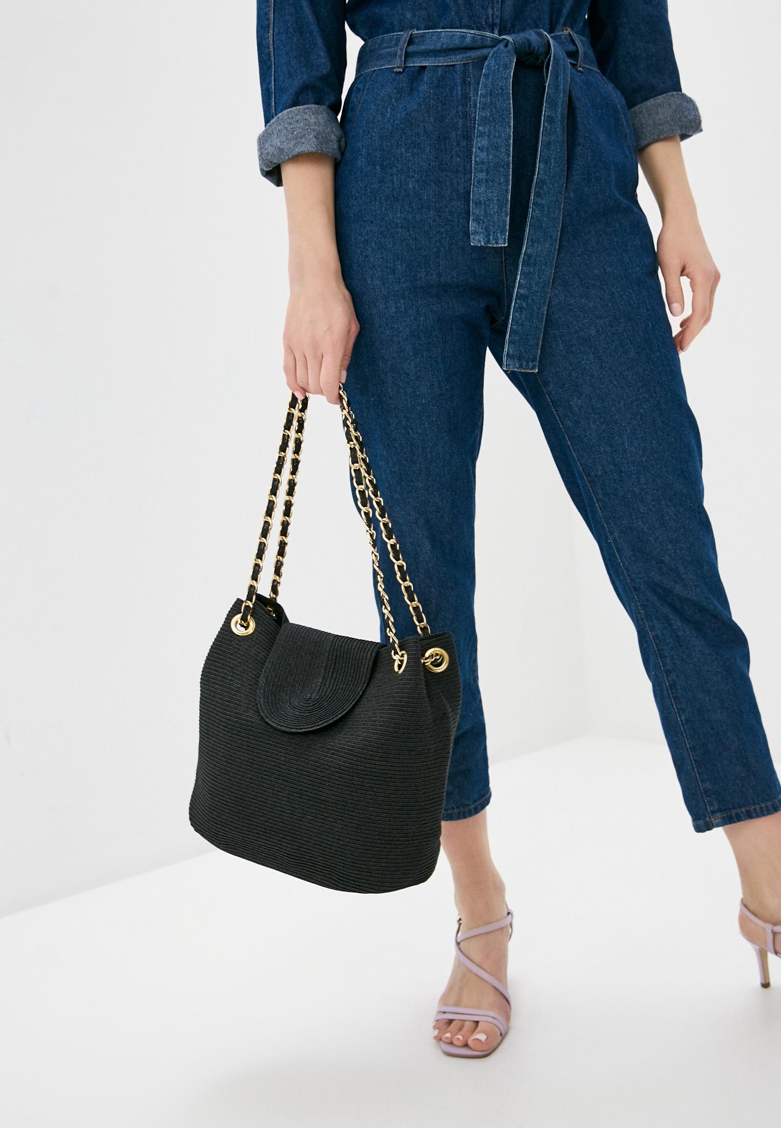 Пляжная сумка Fabretti GB1-2  black