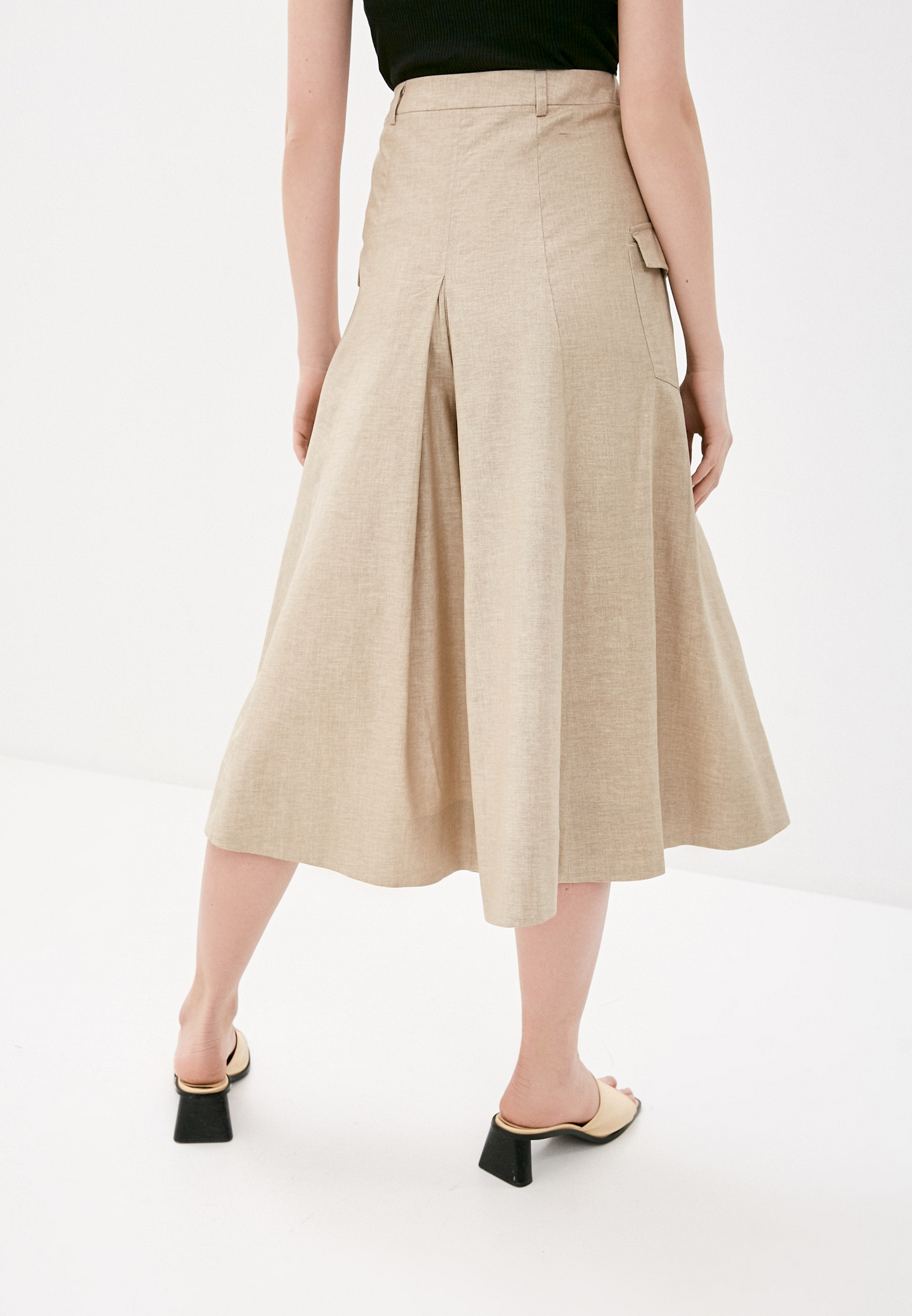 Женские широкие и расклешенные брюки BULMER 4212424/21: изображение 3