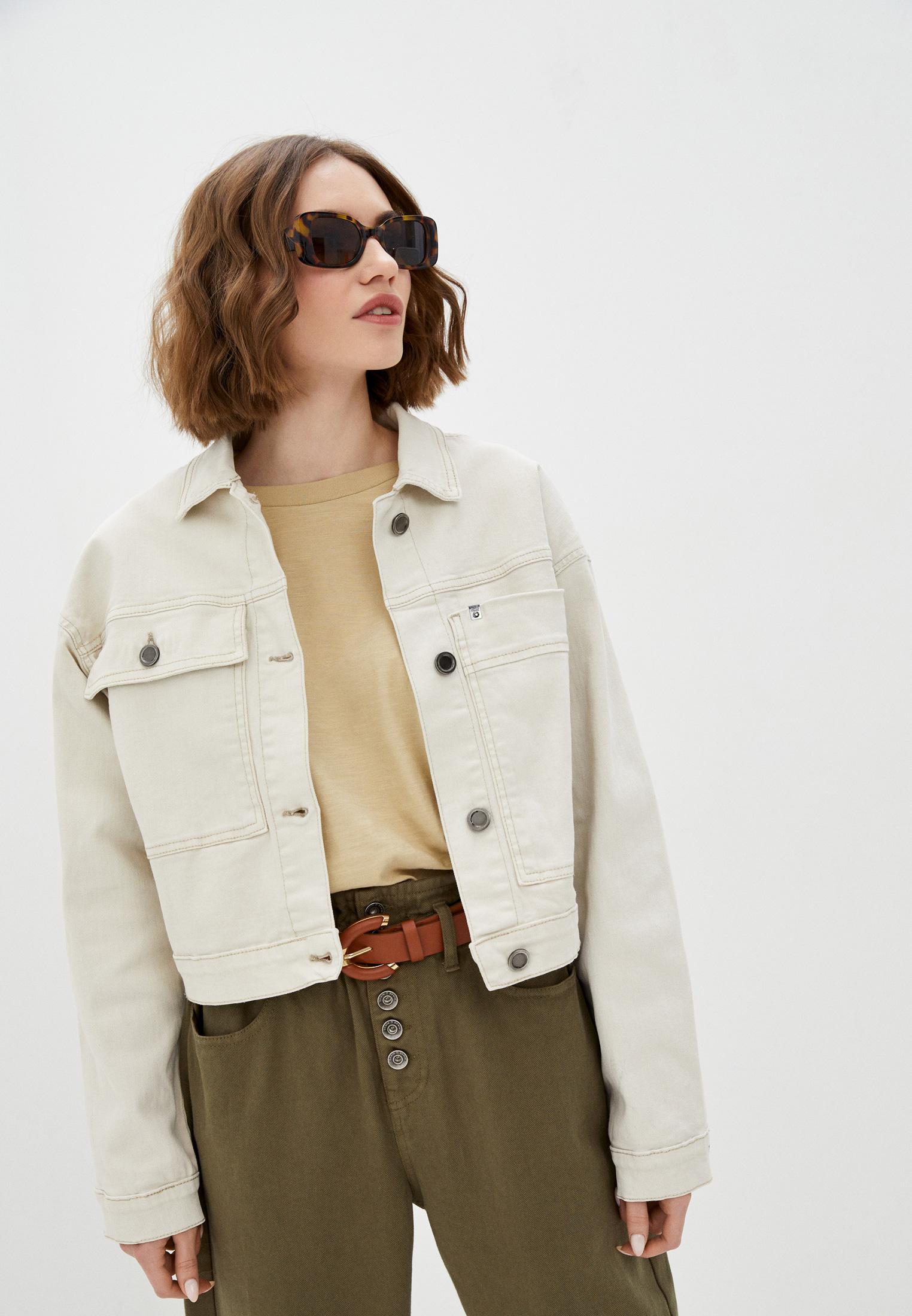 Джинсовая куртка UNQ Куртка джинсовая UNQ