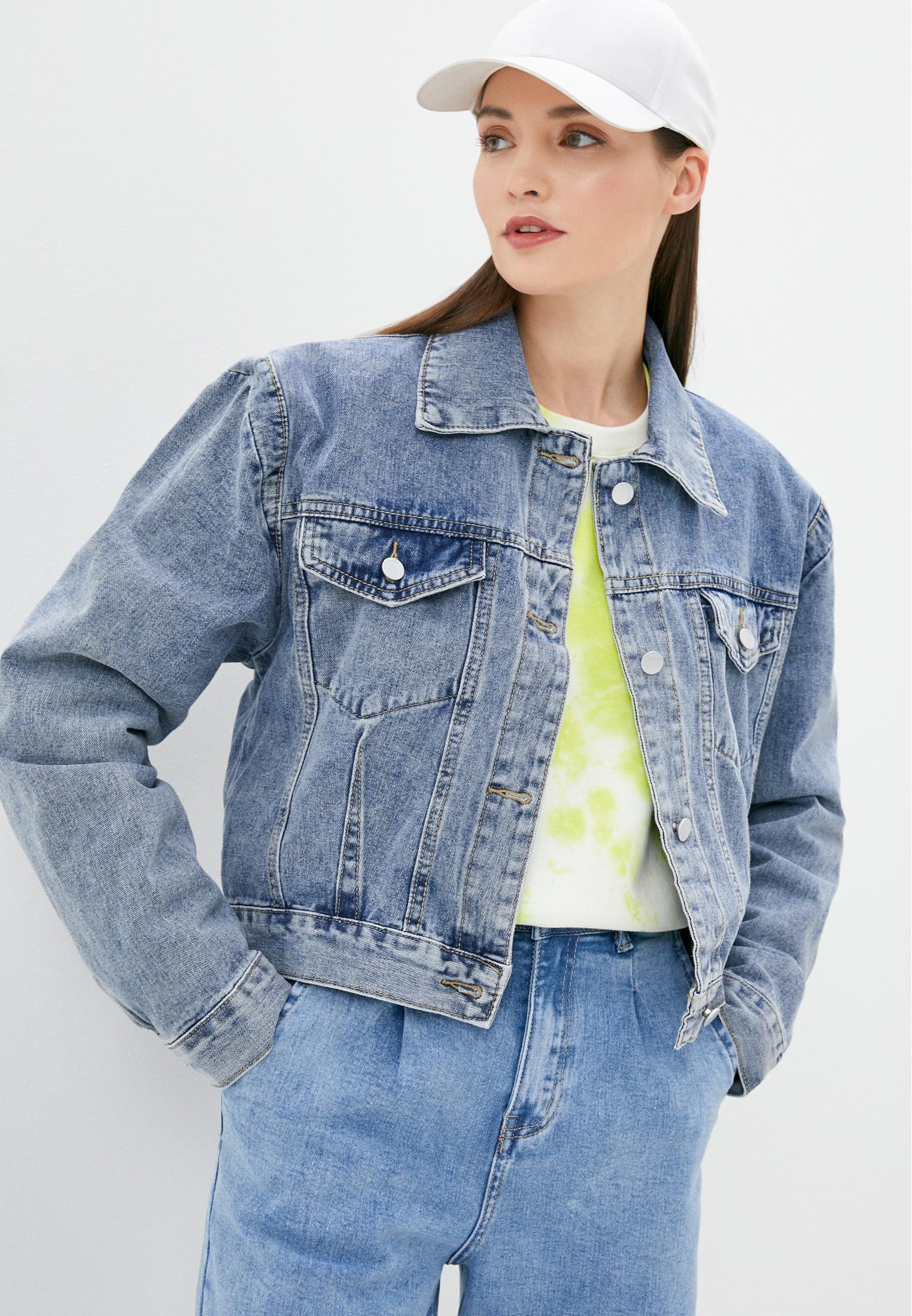 Джинсовая куртка Elsi E0172-21