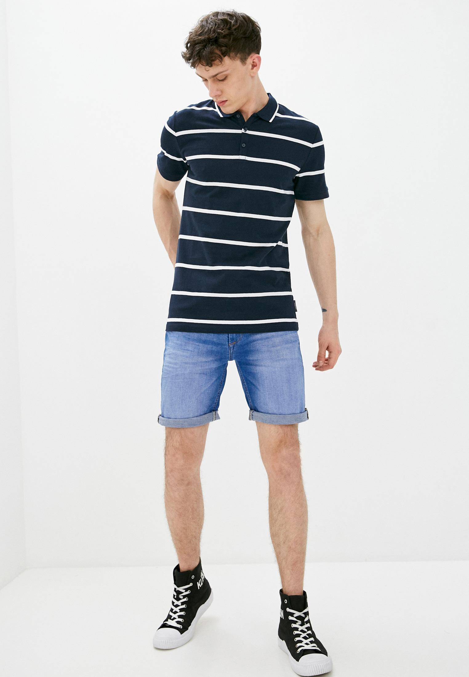 Мужские джинсовые шорты Blend (Бленд) 20711770: изображение 2